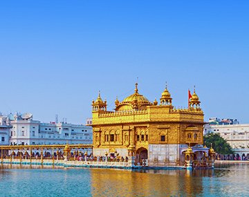 Golden Temple Amritsar Tour BookOtrip