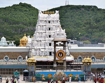 Tirupati Balaji Darshan with Chennai BookOtrip