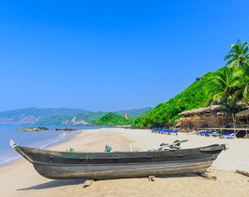 Goa Land Holiday Package BookOtrip