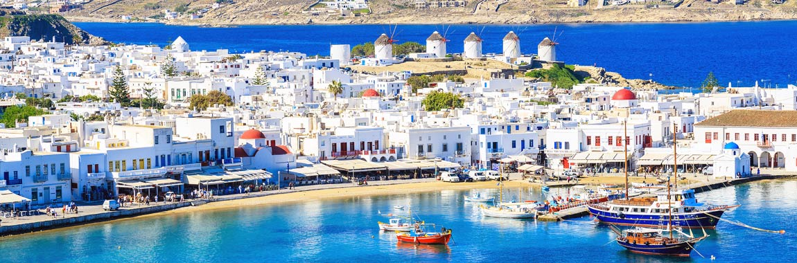Santorini Travel Packages