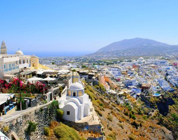Athens Mykons Santorini Tour Package BookOtrip
