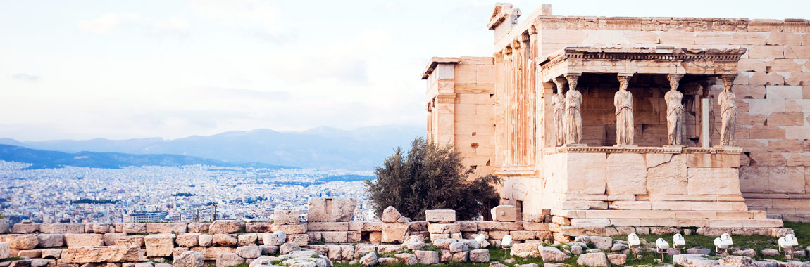 Athens and Santorini  Tour Packages