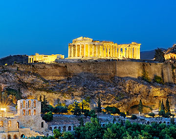 Athens and Santorini Holiday Package BookOtrip