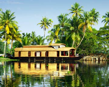 Kerala Backwater Tour Packages