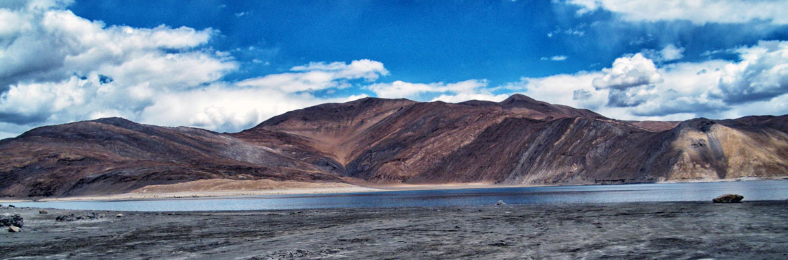 Ladakh Tour With Pangong Excursion