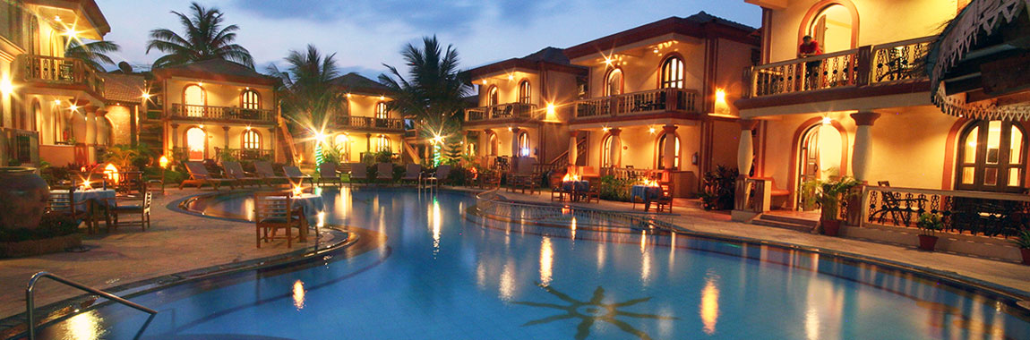 Goa Terra Parasio Packages