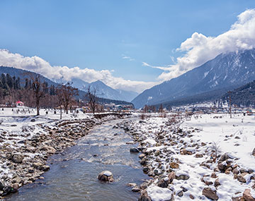 Kashmir Budget Tour Package BookOtrip