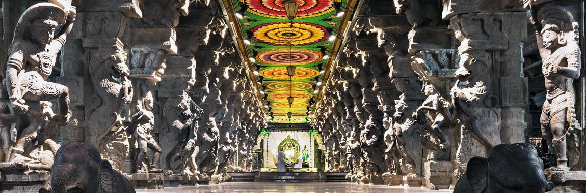 South India Pilgrimage Tour Packages
