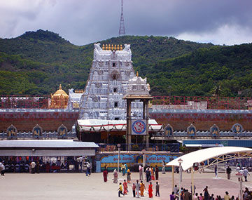 Tirupati Darshan Package BookOtrip