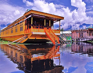 Kashmir Travel Package BookOtrip