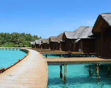Exlpore Maldives Honeymoon Package BookOtrip