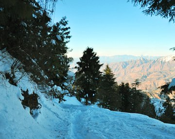 Shimla Tour From Chandigarh BookOtrip