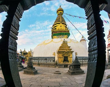 Kathmandu Temple Tour Package BookOtrip