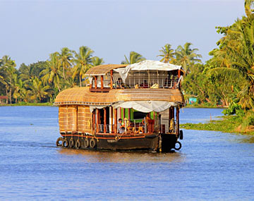 Alleppey Houseboat Cruise Packages BookOtrip